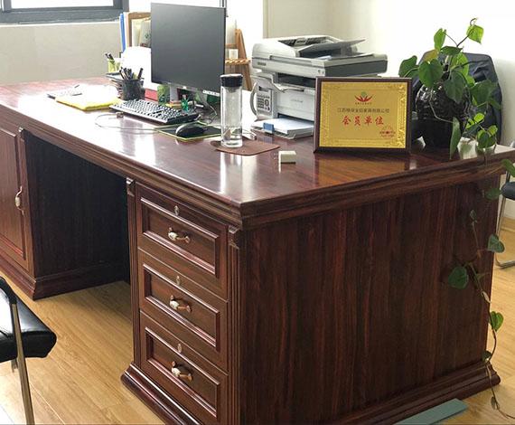 全铝办公桌